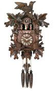 "(16"")Hunter's clock,Live animals"