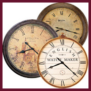 Round Wall Clocks